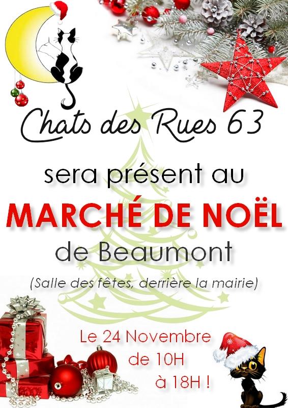 Image marché de Noël